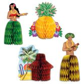 Luau Decorations Luau Playmates Image
