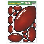 Sports Decorations Football Glass Magnets Image