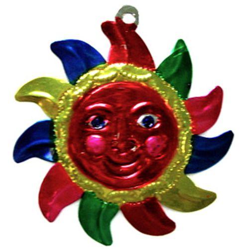 Sun Tin Ornament