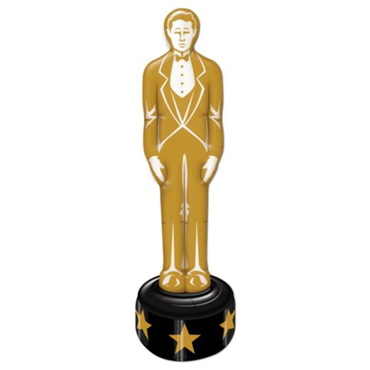 Awards Night & Hollywood Decorations Inflatable Awards Night Statue Image