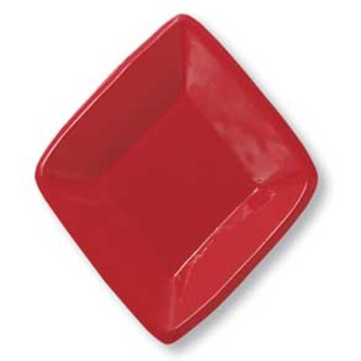 Casino Table Accessories Diamond Mini Snack Tray Image