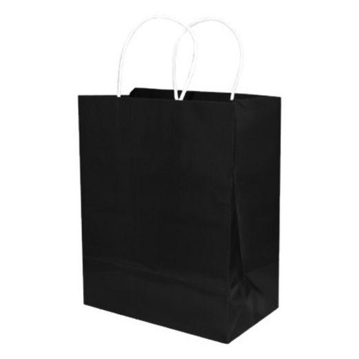 Gift Bags & Paper Medium Gift Bags Black Image