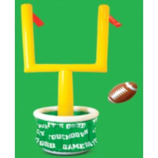 Sports Decorations Inflatable Goal Post Cooler Image