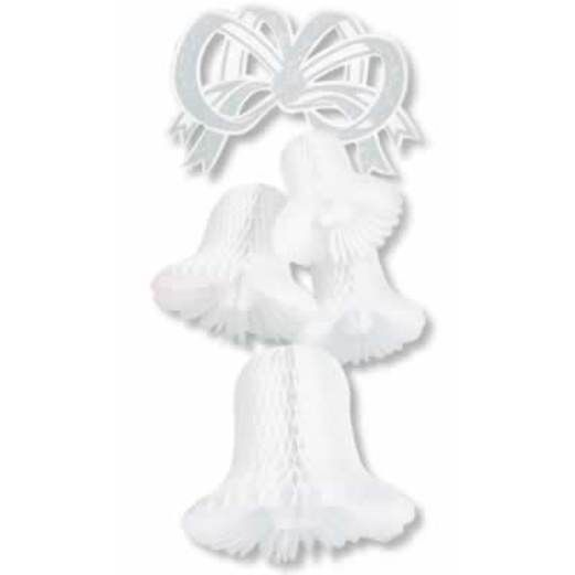 Wedding Decorations Bell Cluster White Image