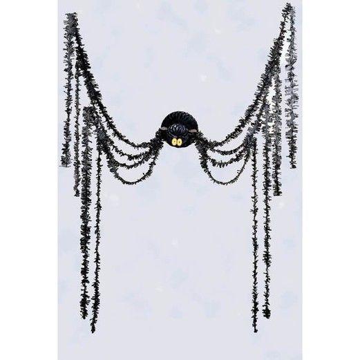 Halloween Decorations Spider Decorating Kit Image