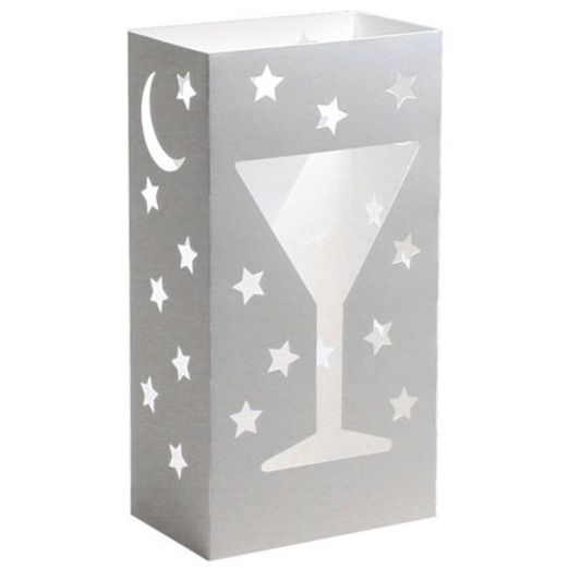 Christmas Decorations Cocktail Luminary Bag Image