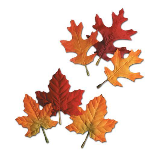 Decorations / Scenes & Props Autumn Leaves Image