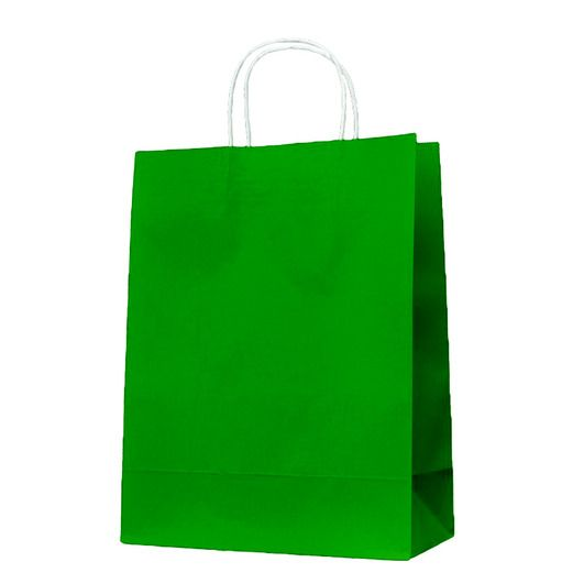 St. Patrick's Day Gift Bags & Paper Extra Large Gift Bag Green Image