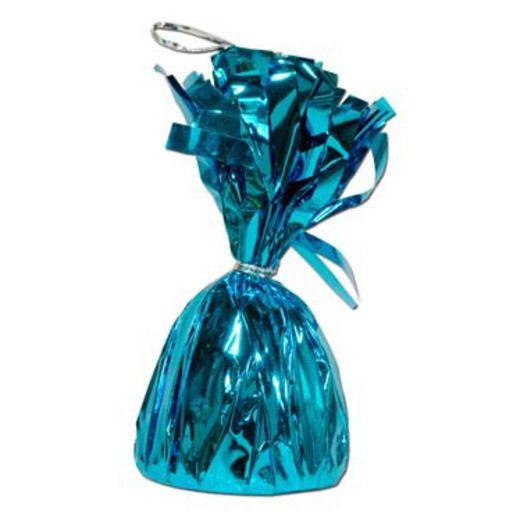 Balloons Turquoise Balloon Weight Image