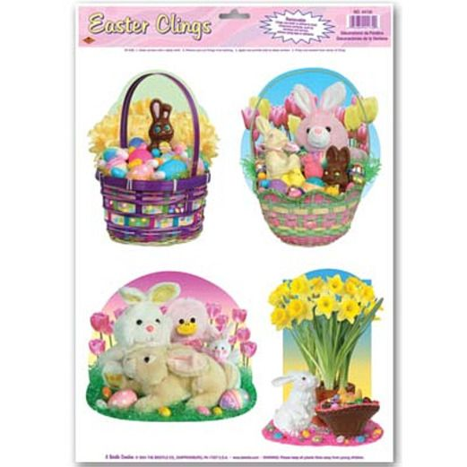 Easter Decorations Easter Candy Glass Magnets Image
