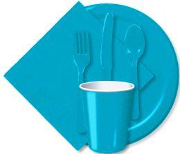 Turquoisetableware