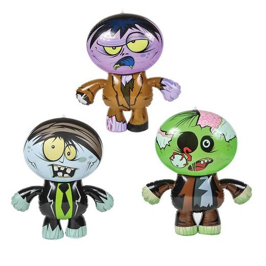 "24"" Zombie Bunch Inflate Image"
