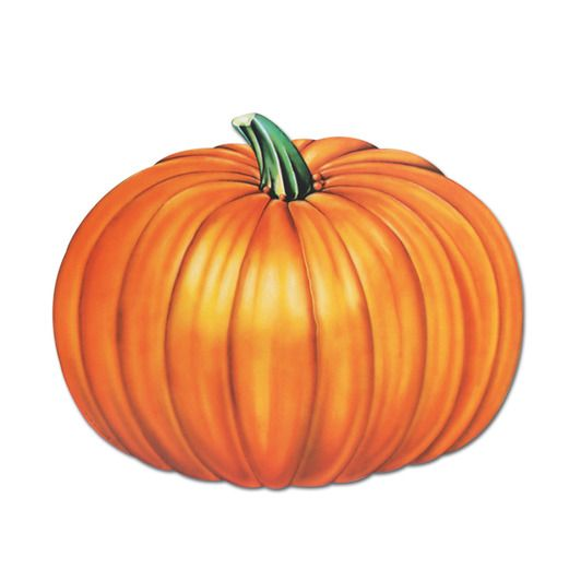 Thanksgiving Decorations Pumpkin Cutout Image