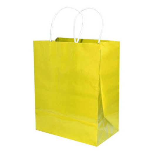 Gift Bags & Paper Medium Gift Bags Canary Image
