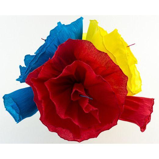 Marisol's Flowers (3 per bunch)