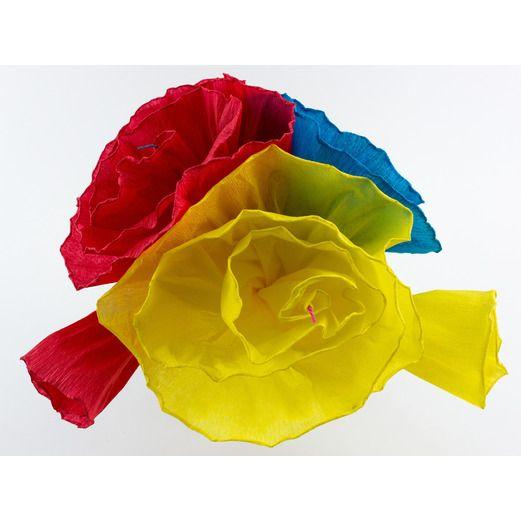 Cinco de Mayo Decorations Marisol's Flowers (3 per bunch) Image