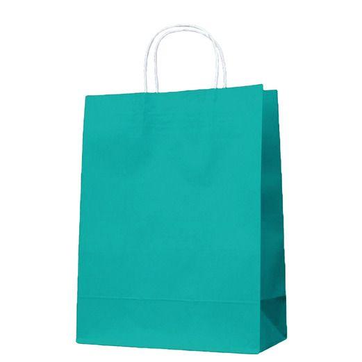 Extra Large Gift Bag Turquoise