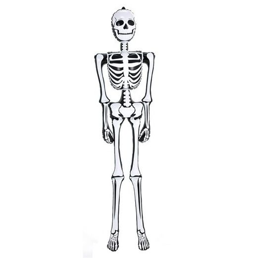 Halloween Decorations 6 Foot Skeleton Inflate Image