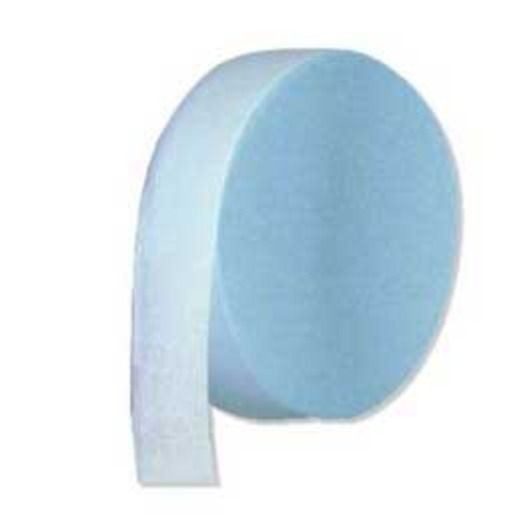 Baby Shower Decorations Crepe Streamer Light Blue Image