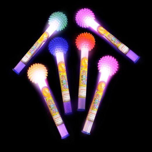 Glow Lights Light Up Bouncy Baton Image