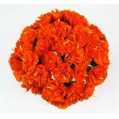 Cinco de Mayo Decorations Orange Carnations Image