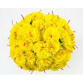 Cinco de Mayo Decorations Yellow Carnations Image