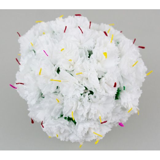 Mexican paper flowers mexican party supplies at amols fiesta cinco de mayo decorations white carnations image mightylinksfo