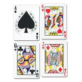 "Casino Decorations 25"" Playing Card Cutout Image"