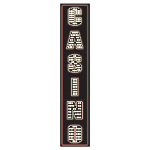 Casino Decorations Casino Pull Down Cutout Image
