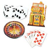 Casino Decorations Vegas Cutouts Image