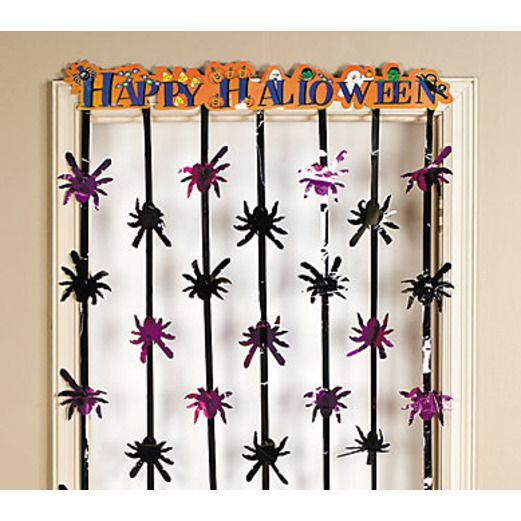 Halloween Decorations Halloween Door Curtain Image