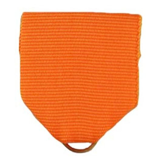 Fiesta Favors & Prizes Orange Ribbon Drape Image
