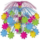 Easter Decorations Flowers Cascade Centerpiece Image