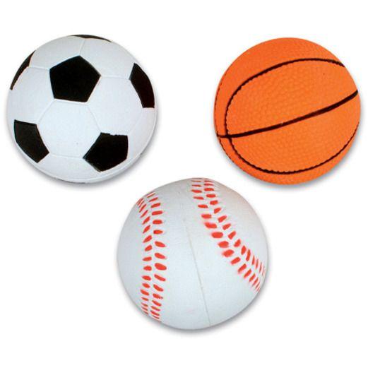 Favors & Prizes Rubber Sport Balls  Image