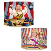 Decorations Circus Couple Photo Prop Image