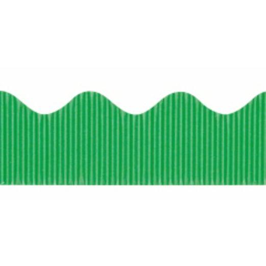 St. Patrick's Day Decorations Apple Green Bordette Image