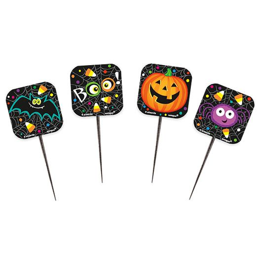 Halloween Table Accessories Pumpkin Pals Picks Image