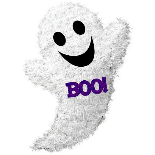 Halloween Decorations Tinsel Ghost Image