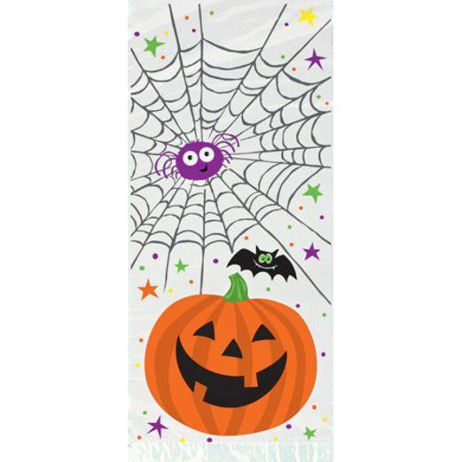 Halloween Gift Bags & Paper Pumpkin Pals Cellophane Bags Image