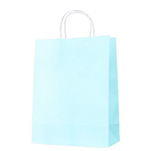 Baby Shower Gift Bags & Paper Extra Large Light Blue Gift Bag Image