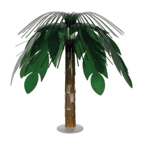 Jungle Palm Centerpiece