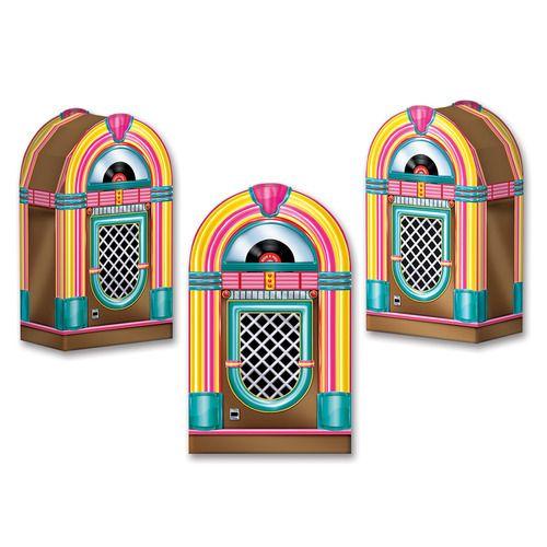 Jukebox Favor Boxes