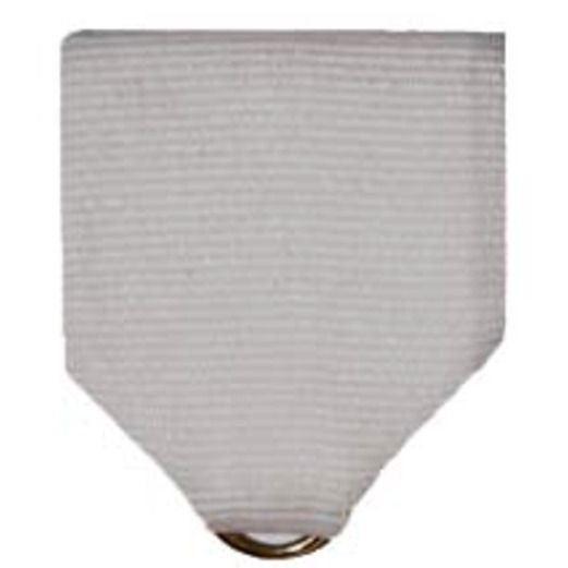 Cinco de Mayo Favors & Prizes White Ribbon Drape Image
