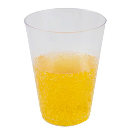 Table Accessories Clear Plastic Tumblers 12oz Image