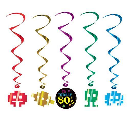 80s Whirls