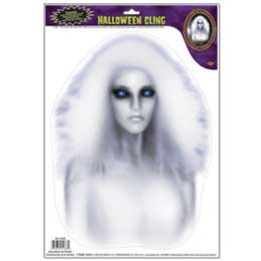 Halloween Decorations Ethereal Ghost Cling Image