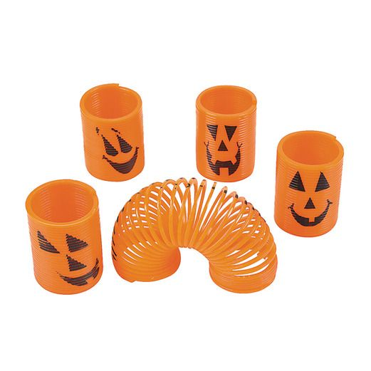 Halloween Favors & Prizes Mini Pumpkin Springs Image
