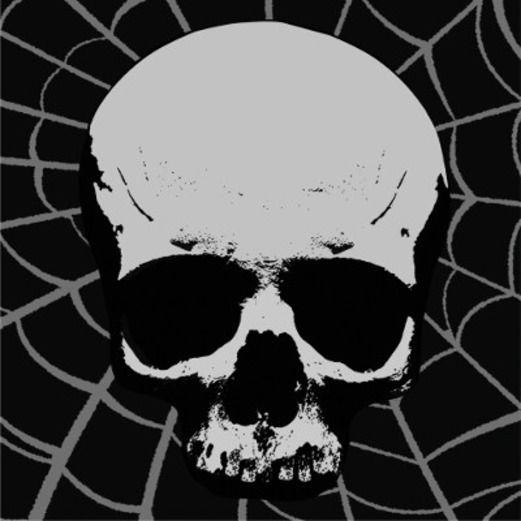 Halloween Table Accessories Skull Terror Lunch Napkins Image