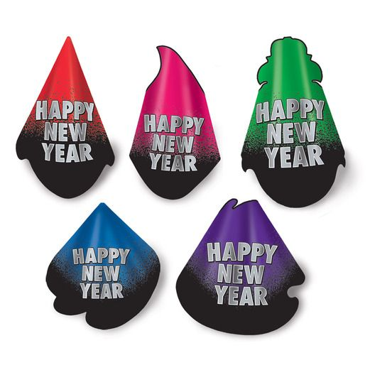 New Years Hats & Headwear New Year's Resolution Hat  Image