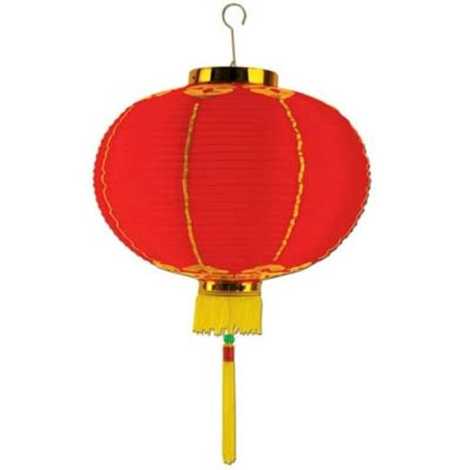 "International Decorations Chinese Lantern (8"") Image"